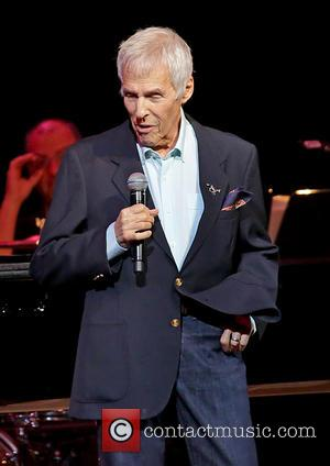 Burt Bacharach - Burt Bacharach performing live on stage at the Manchester Bridgewater Hall - Manchester, United Kingdom - Tuesday...