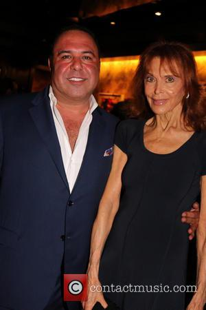 John Mahdessian and Tina Louise