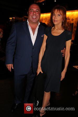 John Mahdessian and Tina Louise