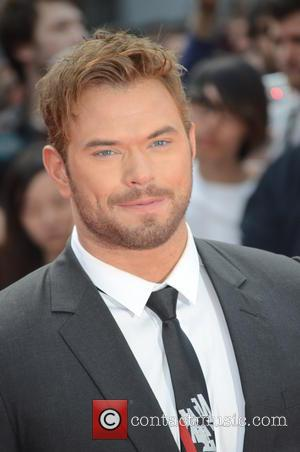 Kellan Lutz - 'The Expendables 3' world film premiere - Arrivals - London, United Kingdom - Tuesday 5th August 2014