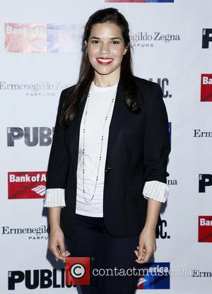 America Ferrera - Opening night of 'King Lear' held at the Delacorte Theater - Arrivals - New York City, New...