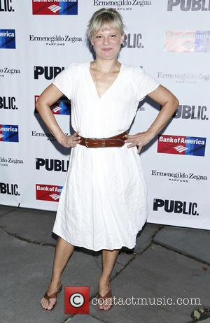 Martha Plimpton - Opening night of 'King Lear' held at the Delacorte Theater - Arrivals - New York City, New...