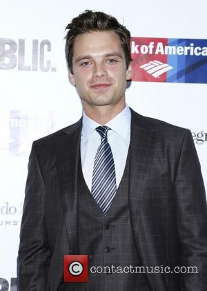 Sebastian Stan - Opening night of 'King Lear' held at the Delacorte Theater - Arrivals - New York City, New...