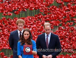 Prince William, William Duke Of Cambridge, Catherine Duchess Of Cambridge, Kate Middleton and Prince Harry