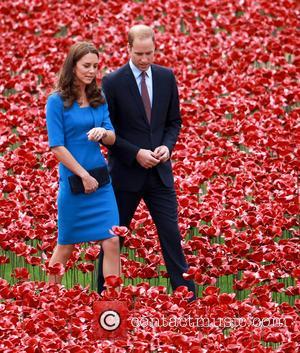 Prince William, William Duke Of Cambridge, Catherine Duchess Of Cambridge and Kate Middleton