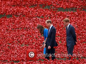 Prince William, William Duke Of Cambridge, Catherine Duchess Of Cambridge, Kate Middleton and Prince Harry