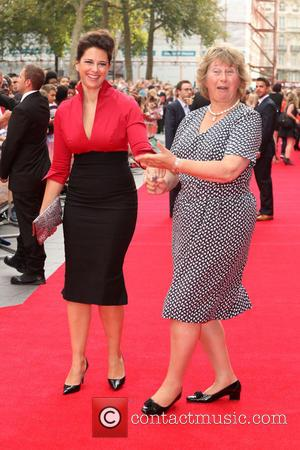 Belinda Stewart-wilson and Mother