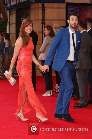 Blake Harrison and Kerry Ann Lynch