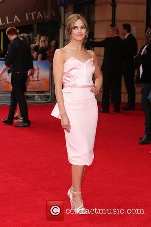 Hannah Tointon - 'The Inbetweeners 2' world premiere held at the Vue Cinema - Arrivals - London, United Kingdom -...