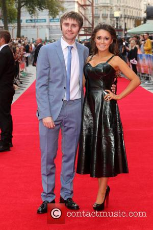 James Buckley and Clair Meek - 'The Inbetweeners 2' world premiere held at the Vue Cinema - Arrivals - London,...