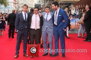 Joe Thomas, Simon Bird, James Buckley and Blake Harrison