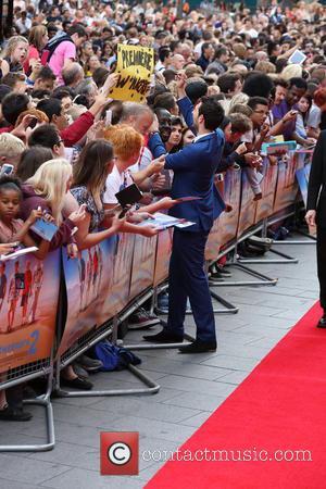 Blake Harrison - 'The Inbetweeners 2' - World Premiere held at Vue Cinema West End - Arrivals - ESSEX, United...