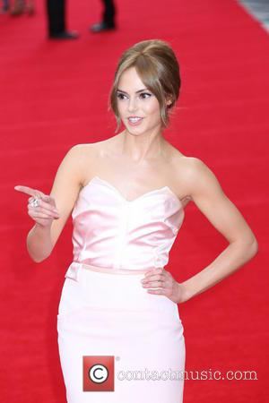Hannah Tointon - 'The Inbetweeners 2' - World Premiere held at Vue Cinema West End - Arrivals - ESSEX, United...