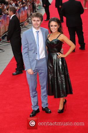 James Buckley and Clair Meek - 'The Inbetweeners 2' - World Premiere held at Vue Cinema West End - Arrivals...