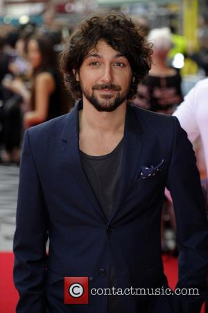 Alex Zane - World Premiere of 'The Inbetweeners 2' at Vue West End - London, United Kingdom - Tuesday 5th...