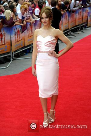 Hannah Tointon - World Premiere of 'The Inbetweeners 2' at Vue West End - London, United Kingdom - Tuesday 5th...