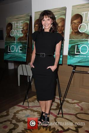 Mary Steenburgen - New York screening of 'The One I Love' at the Crosby Street Theater - New York City,...