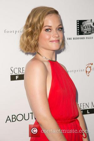 Jane Levy - Los Angeles premiere of 'About Alex' at ArcLight Hollywood - Arrivals - Los Angeles, California, United States...