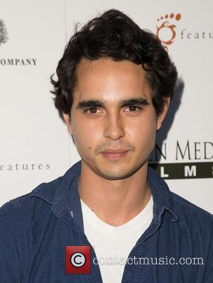 Max Minghella - Los Angeles premiere of 'About Alex' at ArcLight Hollywood - Arrivals - Los Angeles, California, United States...