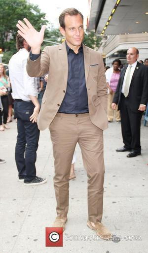 Will Arnett - New York premiere of 'Teenage Mutant Ninja Turtles' at AMC Lincoln Square Theater - Arrivals - Ny,...