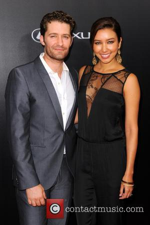 'Glee' Actor Matthew Morrison Ties The Knot With Renee Puente