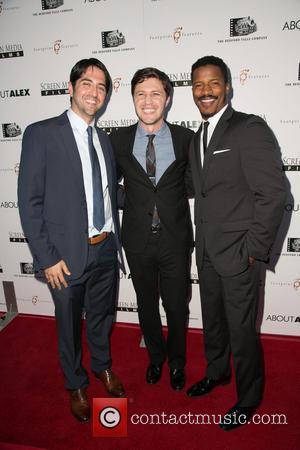 Adam Saunders, Jesse Zwick and Nate Parker