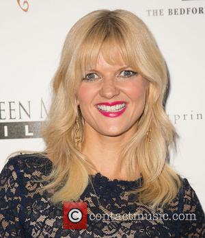Arden Myrin - Los Angeles premiere of 'About Alex' at ArcLight Hollywood - Arrivals - Los Angeles, California, United States...