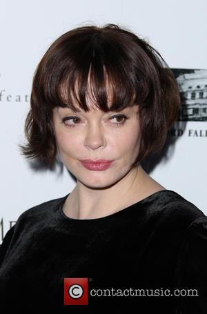 Rose McGowan - Los Angeles premiere of 'About Alex' at ArcLight Hollywood - Arrivals - Hollywood, California, United States -...