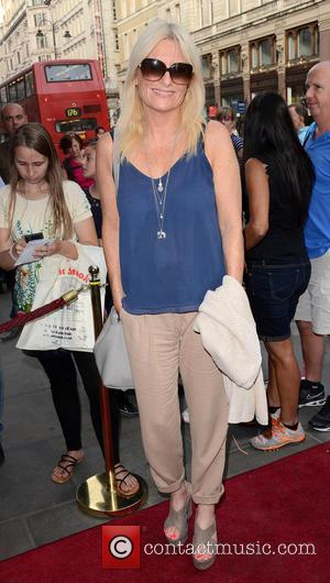 Gaby Roslin - 'Hetty Feather' press night held at the Vaudeville Theatre - London, United Kingdom - Wednesday 6th August...