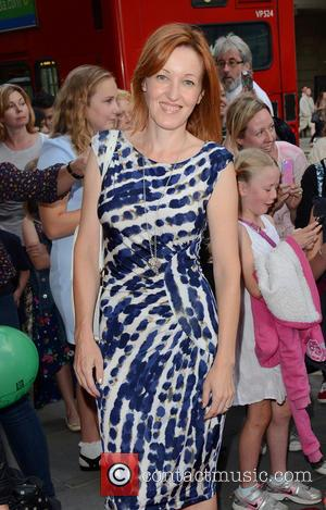 Kacey Ainsworth - 'Hetty Feather' press night held at the Vaudeville Theatre - London, United Kingdom - Wednesday 6th August...