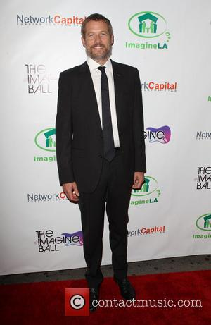James Tupper - 'The Imagine Ball' benefiting Imagine LA held at The House of Blues - Arrivals - Los Angeles,...