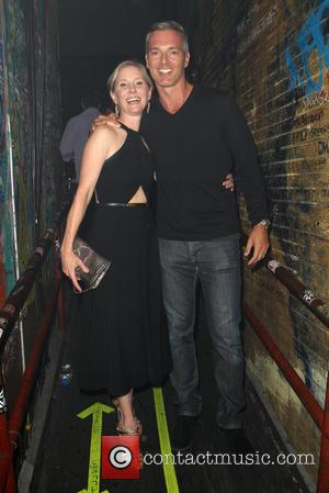 Anne Heche and Randall Kaplan - 'The Imagine Ball' benefiting Imagine LA held at The House of Blues - Inside...