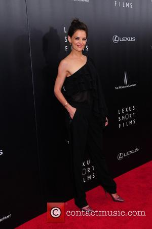 Katie Holmes - Lexus Short Films Series Presents