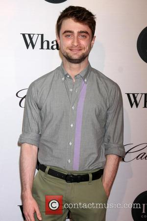 Daniel Radcliffe - 1st Annual Ivy Innovator Film Awards screening of 'What If' presented by Cadillac - Arrivals - Los...