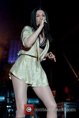 Jessie J - Jessie J performing live on stage at Sandown Park Racecourse - Esher, United Kingdom - Thursday 7th...