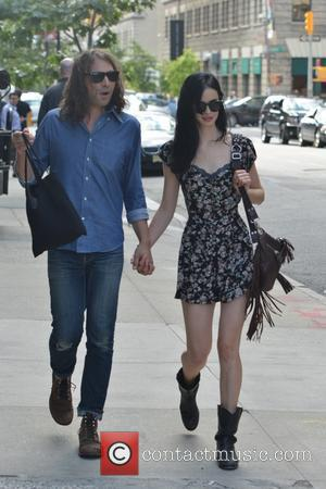 Krysten Ritter - Krysten Ritter out and about her new love interest in New York City - New York City,...