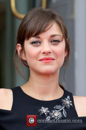 Marion Cotillard - 'Two Days, One Night' - UK film premiere held at Somerset House - Arrivals - London, United...