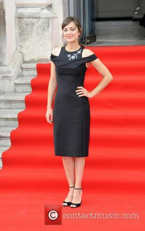 Marion Cotillard - 'Two Days, One Night' - UK premiere at Somerset House - Arrivals - London, United Kingdom -...