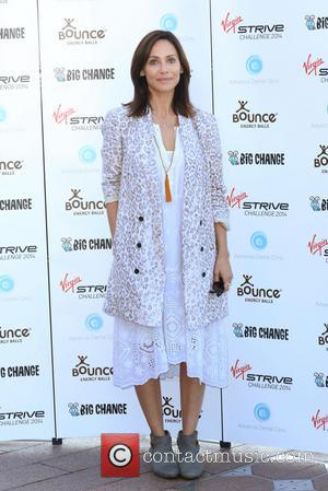 Natalie Imbruglia - Virgin STRIVE Challenge - start photocall held at the O2 - London, United Kingdom - Thursday 7th...