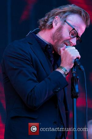 Matt Berninger and The National