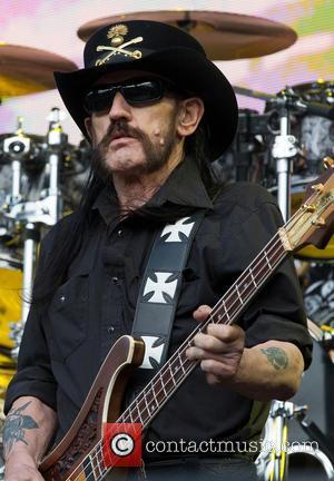 Lemmy Kilmister and Motörhead