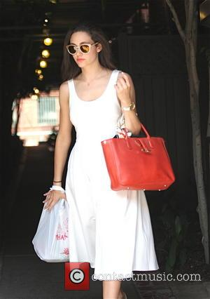 Emmy Rossum - Emmy Rossum grabs some lunch while out and about in Beverly Hills - Los Angeles, California, United...