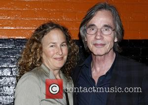 Dianna Cohen and Jackson Browne
