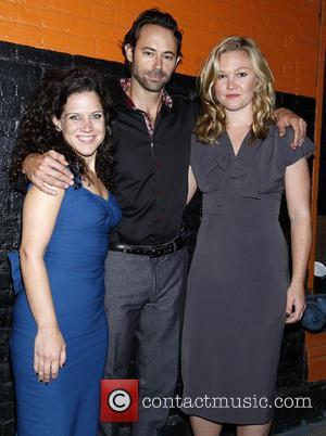 Julia Stiles, James Wirt and Jennifer Delia