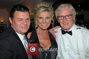 Jamie Foreman, Julie Dennis and William Roache