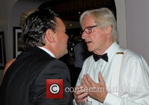 Jamie Foreman and William Roache