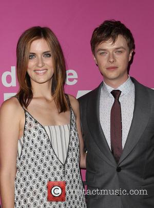 Anna Wood and Dane Dehaan