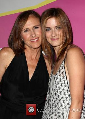 Molly Shannon and Anna Wood