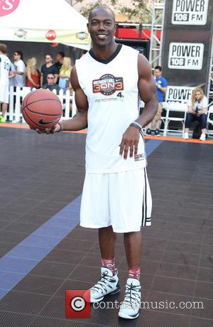 Terrell Owens - 3rd Annual Josh Hutcherson Celebrity Basketball Game at Nokia Plaza L.A. LIVE - Los Angeles, California, United...