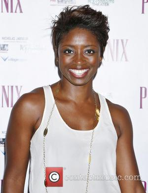Montego Glover - Phoenix opening night at the Cherry Lane Theatre - Arrivals. - New York, New York, United States...
